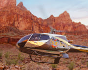 Grand Canyon Helicopter Tour and Colorado Riverboat Cruise - 6.5 Hours