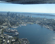 Seattle Scenic Seaplane Tour - 1 Hour