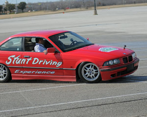 Stunt Driving Dallas, Lone Star Park - 4 Hours