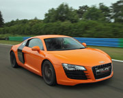 Audi R8 5 Lap Drive - Willow Springs Raceway Los Angeles