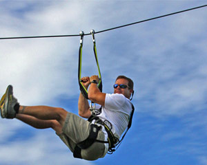 Ziplining Jacksonville - 2 Hours