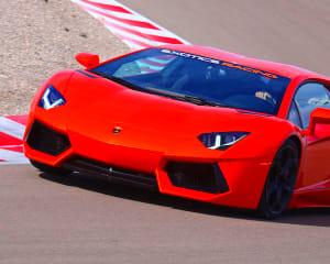 Lamborghini Aventador Drive - Las Vegas Motor Speedway - Shuttle Included!