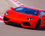 Lamborghini Aventador Drive - Las Vegas Motor Speedway (Shuttle Included!)