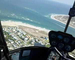 Helicopter Ride St. Augustine Beach - 42 Mile Flight