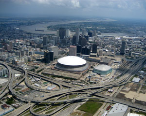 Helicopter Ride New Orleans, City and Cypress Swamp Tour (3rd Passenger Rides for Free!) - 1 Hour