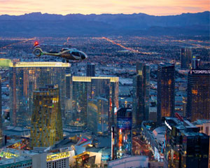 Las Vegas Helicopter Ride, Strip Day Tour - 12 Minute Flight (FREE ROUNDTRIP SHUTTLE FROM HOTEL!)