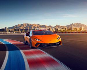 Lamborghini Huracan LP610 Drive - Auto Club Speedway