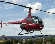 Helicopter Introductory Flight Lesson, San Francisco - 1 Hour R22 Flight