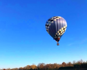 Hot Air Balloon Ride Indianapolis - 1 Hour Flight