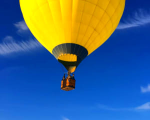 Hot Air Balloon Ride Indianapolis, Private Basket for 2 - 1 Hour Flight