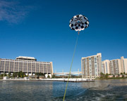 Parasailing Orlando, Disney's Contemporary Resort-Marina - 12 Minute Flight