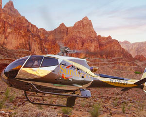 Grand Canyon Helicopter Tour, West Rim Edge and Beyond Experience (Self Drive) - 12 Minute Flight