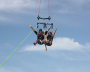 Tandem Parasailing Orlando, Disney's Contemporary Resort-Marina - 12 Minute Flight