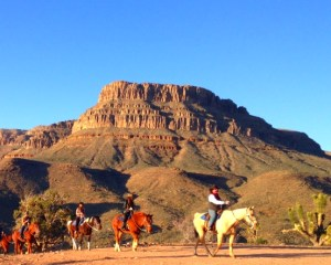 Horseback Riding Grand Canyon Western Ranch - 1 Hour 30 Minutes