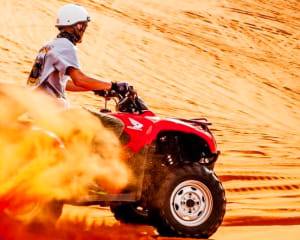 ATV Tour St. George, Hurricane Sand Dunes - 2 Hours