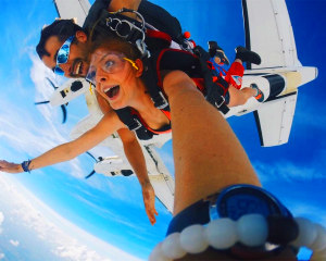 Skydive Charlotte, Weekdays - 10,000ft Jump