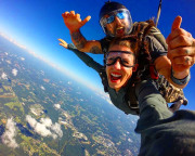 Skydive Charlotte, Weekend - 10,000ft Jump
