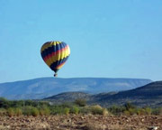 Hot Air Balloon Ride Verde Valley - 1 Hour Sunrise Flight