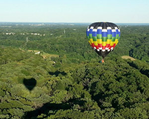 Hot Air Balloon Ride St. Louis - 1 Hour Sunrise Flight