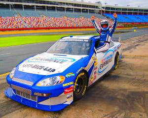 NASCAR Drive, 5 minutes - Atlanta Motor Speedway