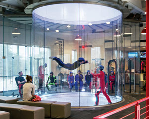 Indoor Skydiving Westchester - Earn Your Wings