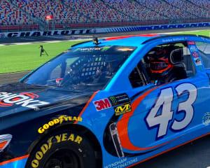 NASCAR Ride, 3 Laps - Charlotte Motor Speedway