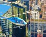Private Helicopter Tour Chicago for 4 - 15 Minute Flight
