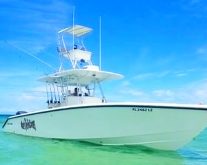 Fishing Charter Key West - up to 6 people, Full Day