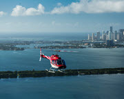Helicopter Ride Miami, Taste of North Miami - 15 Minutes