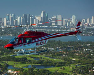 Helicopter Ride Miami, Grand Tour - 30 Minutes