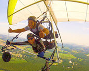 Hang Gliding Virginia - 3,500ft Flight