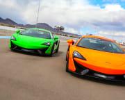 McLaren 570S Drive - Las Vegas Motor Speedway - Shuttle Included!
