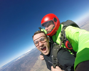 Skydive Colorado Springs, Royal Gorge - 14,000ft Jump Weekdays
