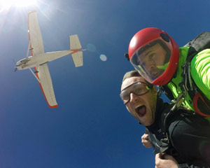 Skydive Colorado Springs for Two, Royal Gorge - 14,000ft Jump Weekends