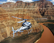Grand Canyon West Rim Helicopter Tour, Above and Below the Rim Extended Air Tour - 70 Minutes (FREE ROUND TRIP SHUTTLE FROM HOTEL!)