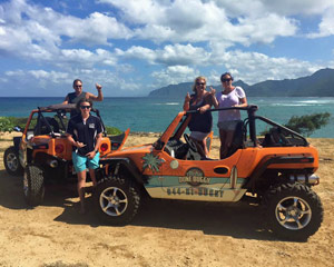 Oahu Dune Buggy Guided Tour, North Shore - Full Day