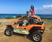 Buggy Tour and Snorkel Oahu - Full Day