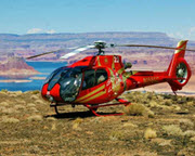 Helicopter Tour Lake Powell, Tower Butte Landing Tour - 20 Minutes