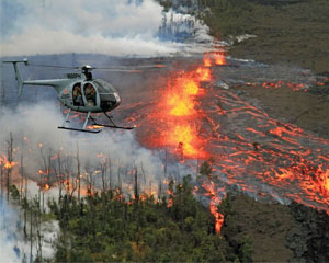 Helicopter Tour Big Island, Volcano and Kohala Landing - 3 Hours