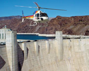 Helicopter Tour Hoover Dam, Lake Mead and Black Canyon - 10 Minutes
