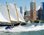 Jet Ski Tour New York City, Staten Island - 2.5 Hours