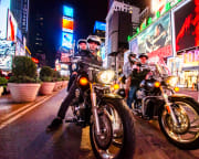 Motorcycle Tour New York City, Downtown - 2 Hours