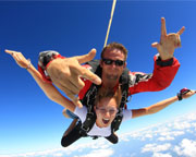 Skydive Gainesville (Coleman) - 12,500ft Jump