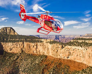 Helicopter Tour Grand Canyon South Rim, Eastern and Northern Rim - 50 Minutes