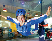 Indoor Skydiving Chicago, Lincoln Park - Earn Your Wings