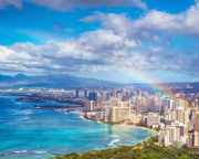 Private Helicopter Tour Oahu, Waikiki & South Shore - 30 Minutes
