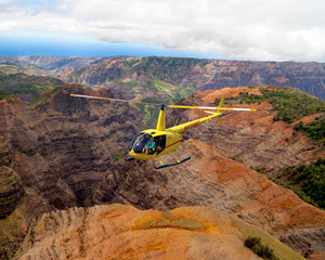 Private Helicopter Tour Kauai, Island Adventure - 1 Hour