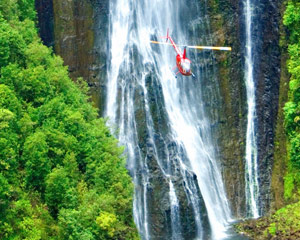 Private Helicopter Tour Kauai, Extended Island Adventure - 80 Minutes