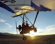 Trike Discovery Flight, Albuquerque - 1 Hour - FREE HI-RES GOPRO VIDEO INCLUDED