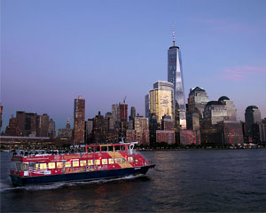 Nyc Sightseeing Ferry Cruise Twilight Tour 90 Minutes